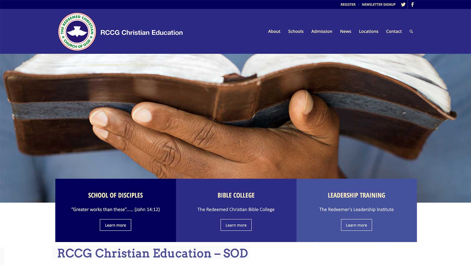 RCCG-school-website